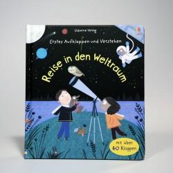 Klappenbuch - Reise in den...