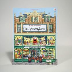 Mein Stickerbuch - Im...