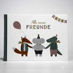 Freundebuch - Alle meine...