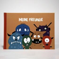 Freundebuch - Meine Freunde...