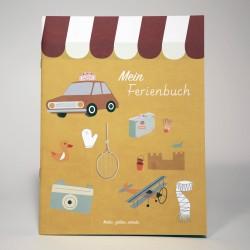 Mein Ferienbuch - Malen,...
